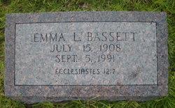Emma <I>Long</I> Bassett
