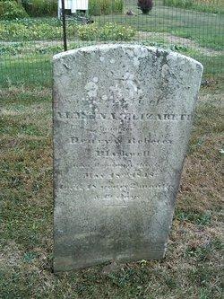 Almena Elizabeth Blackwell