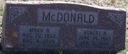 Robert Alexander McDonald