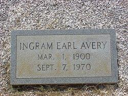 Ingram Earl Avery