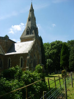 St James the Greater Churchyard