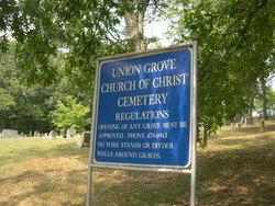 Union Grove Church of Christ Cemetery