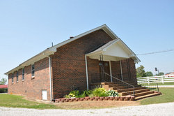 Chestnut Mound Missionary Baptist Church Cemetery