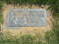 Jane <I>Forbes</I> Nalder