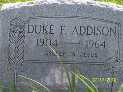 Duke Ferdinand Addison