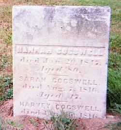 Hannah <I>Smith</I> Cogswell