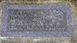 Charlotte Ann Konstant