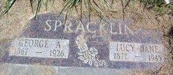 Lucy Jane <I>Kamp</I> Spracklin