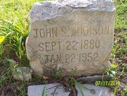 John Silas Addison