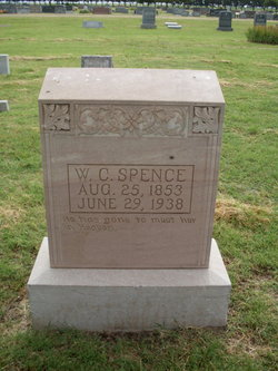 William Clarence Spence
