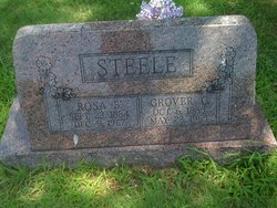 Grover Cleveland Steele