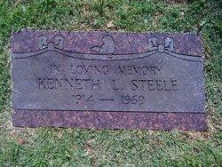 Kenneth Lafayette Steele