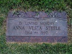 Anna Vesta <I>Marlnee</I> Steele
