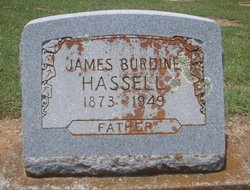 James Burdine Hassell