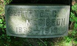 Gertrude <I>Crary</I> McGibbon