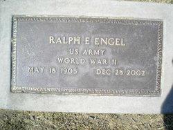 Ralph E Engel