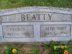 Altie <I>Dart</I> Beatty