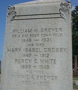 William H Brewer