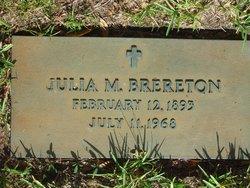 Julia Marion <I>Stockard</I> Brereton
