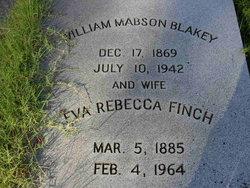 Eva Rebecca <I>Finch</I> Blakey