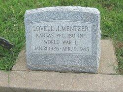 Lovell J. Mentzer