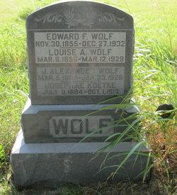 Edward F Wolf