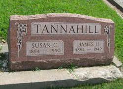 Susan Caroline <I>Rollins</I> Tannahill
