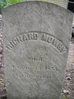 "Richard ""The Preacher"" Mowry"