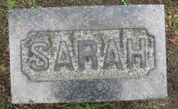Sarah Louise <I>Smith</I> Blackstone