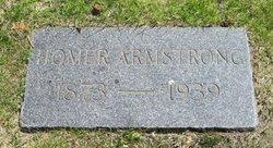 Homer Armstrong
