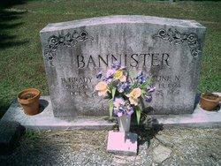 Edna Pauline <I>Newton</I> Bannister