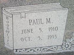 Paul Mazon Richardson