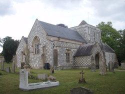 St Thomas A. Becket Churchyard