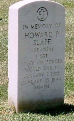 Howard P Slape