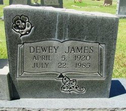 Dewey James Haragan