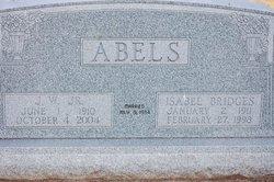 J W Abels, Jr