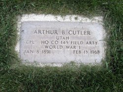 Arthur B Cutler