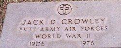 Jack D. Crowley