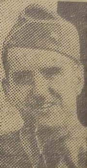 Sgt Walter F. Cigoi