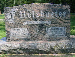 Martin H. Holzhueter