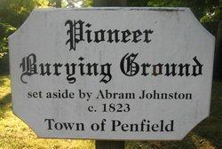 Pioneer Burying Ground