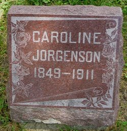 Caroline Magrethe <I>Peterson</I> Jorgenson