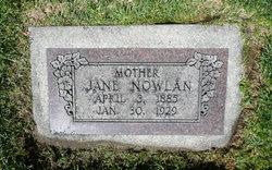 Elizabeth Jane <I>Kerswell</I> Nowlan