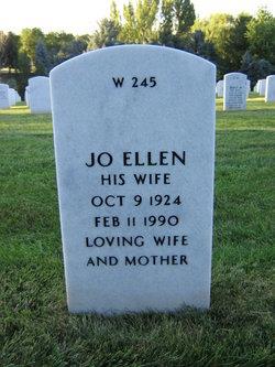 Jo Ellen <I>Williams</I> Welpton