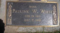 Thelma Pauline <I>Williamson</I> Wiest