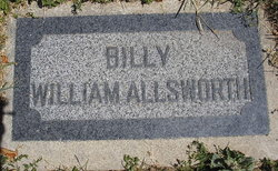 "William ""Billy"" Allsworth"