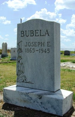 Joseph E Bubela