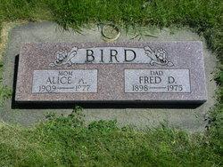 Alice Adeline <I>Huffman</I> Bird