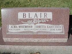 Loretta Kartchner Blair