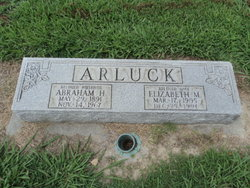 Elizabeth M <I>Byrum</I> Arluck